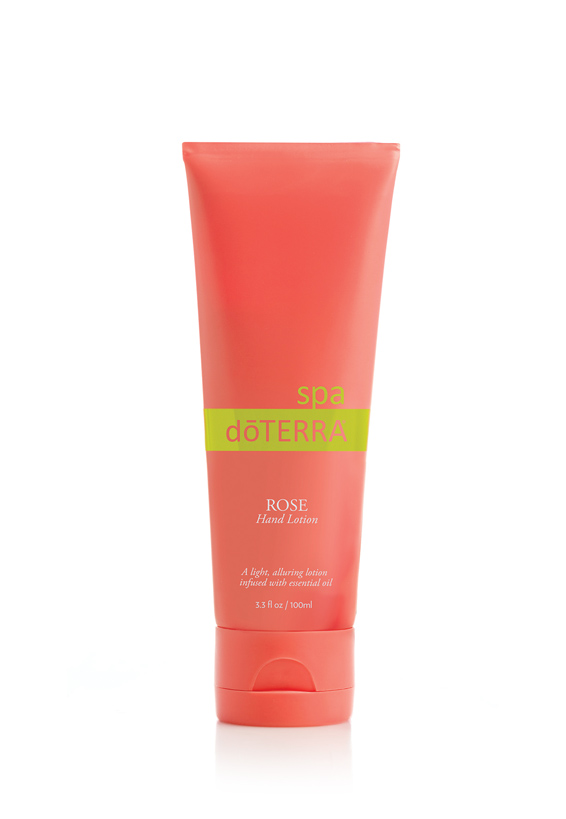 Photo of dōTERRA SPA Rose Hand Lotion