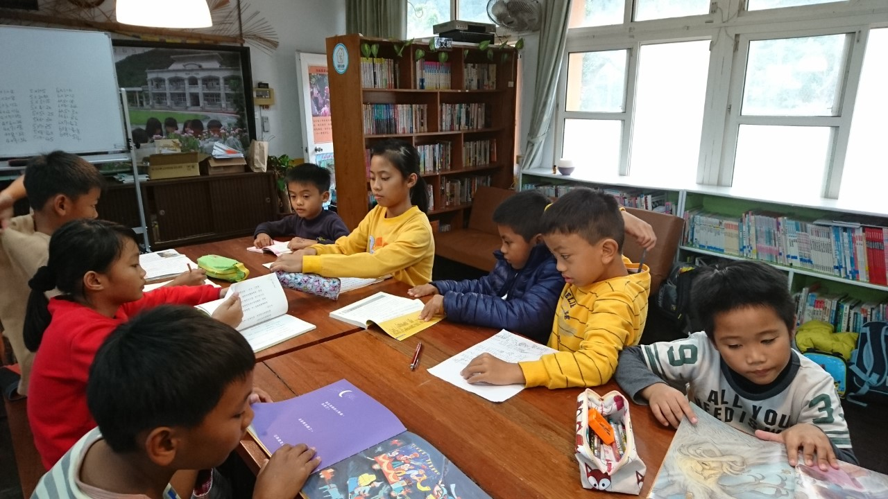 doTERRA Healing Hands Initiatives in Taiwan Supporting After School Programs