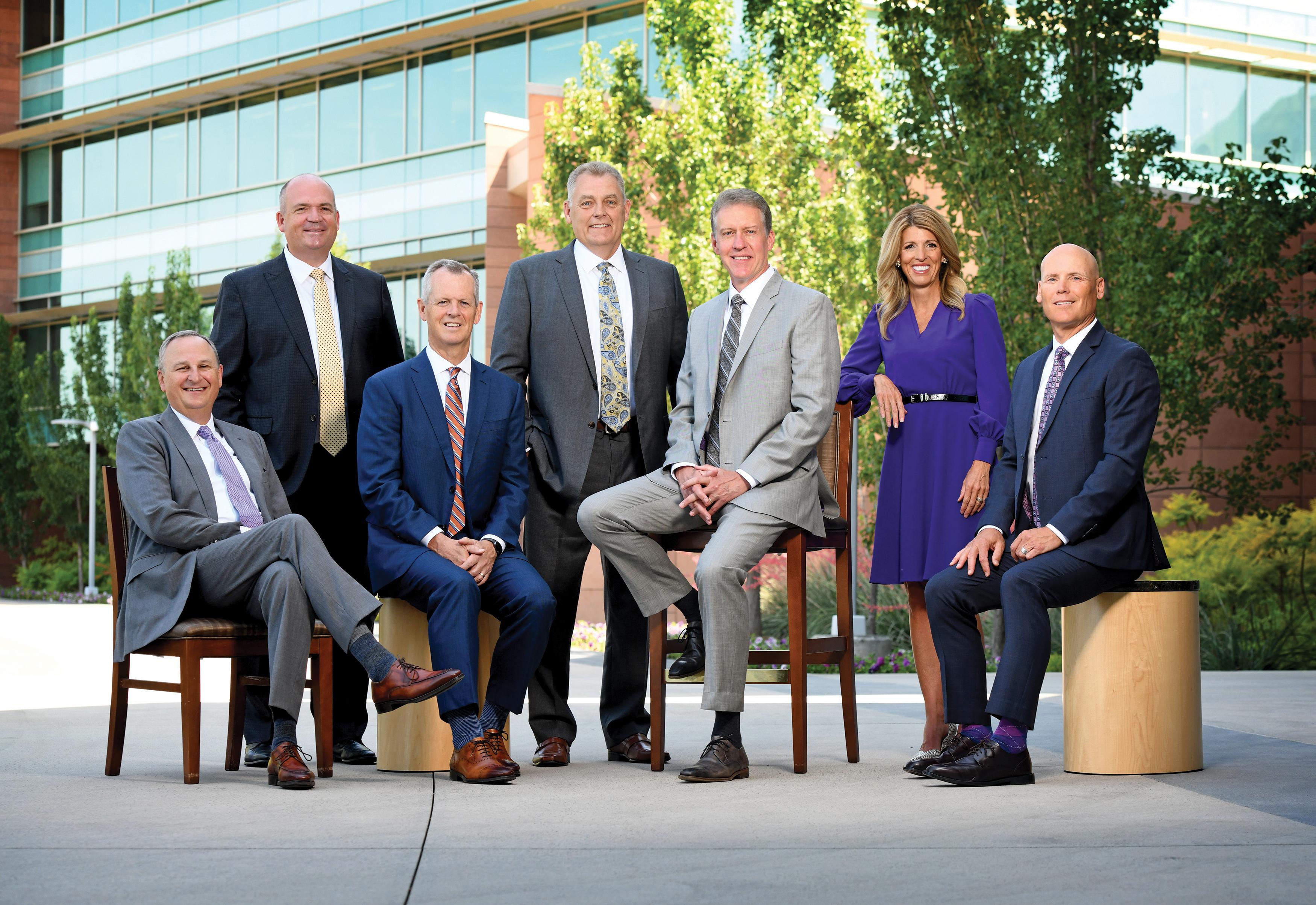 Executive Team 2020 rgb med